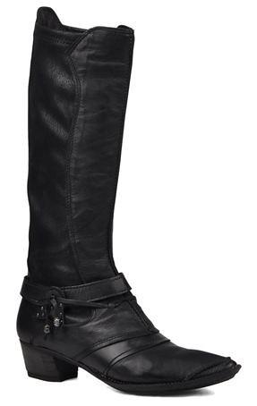 Khrio black boots