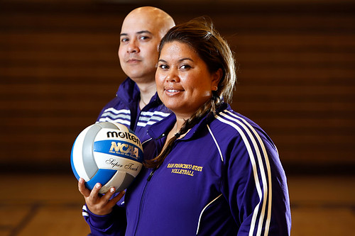 SFSU volleyball