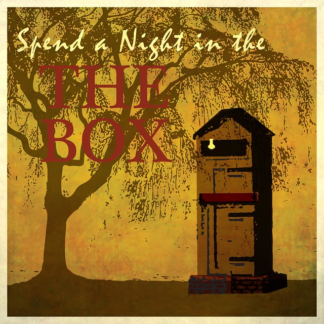 Spend a Night in The Box