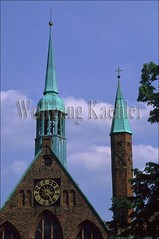 40014049 (wolfgangkaehler) Tags: city roof clock hospital germany europe interiors european architecturaldetail religion cities hospice unescoworldheritagesite german citycenter lubeck roofdesign hanseaticcity lubeckgermany hanseaticera hanseaticperiod