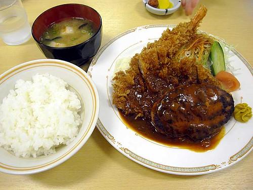 2011年10月14日の昼ご飯