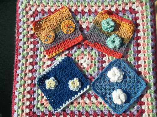 bonsall (UK) Your 'Two of a Kind' Squares have arrived many thanks!