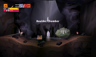 Cave Story 3D - Labyrinth 7