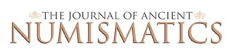 Journal of Ancient Numismatics logo