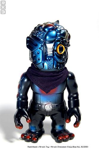 RealxHead x Mirock Toy - Chaosman V2