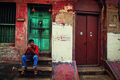 So why are you clicking me ? (Sukanta Maikap Photography) Tags: street india graffiti streetphotography kolkata oldbuilding calcutta westbengal streetgraffiti politicalgraffiti mensitting oldmensitting canon450d lifeonstreet tokina1116f28 tokinaatxprosd1116mmf28ifdx