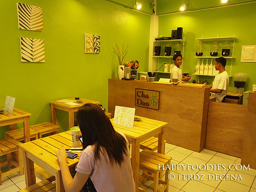 The Cha Dao Tea Place Kapitolyo Pasig Branch