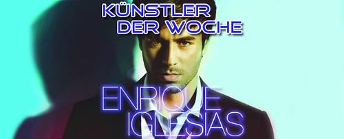 VidZone: Artist of the Week - Enrique Iglesias - Deutsch