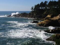Depoe Bay (Boyds Gallery) Tags: ocean sea oregon rocks surf waves depoebay