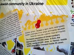 Jewish community in the Ukraine