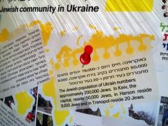 Jewish community in the Ukraine