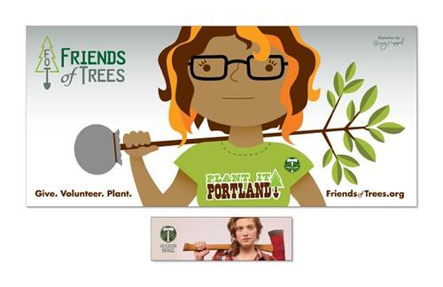 Plant It Portland! Billboard