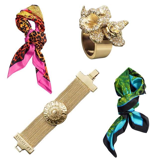 versaceHM accessories