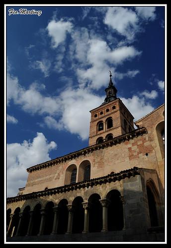 Iglesia de San Martin - Segovia