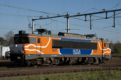 HUSA (BlonTT) Tags: ns 1600 trein spoor westhaven husa goederen locomotief rangeerterrein kolen