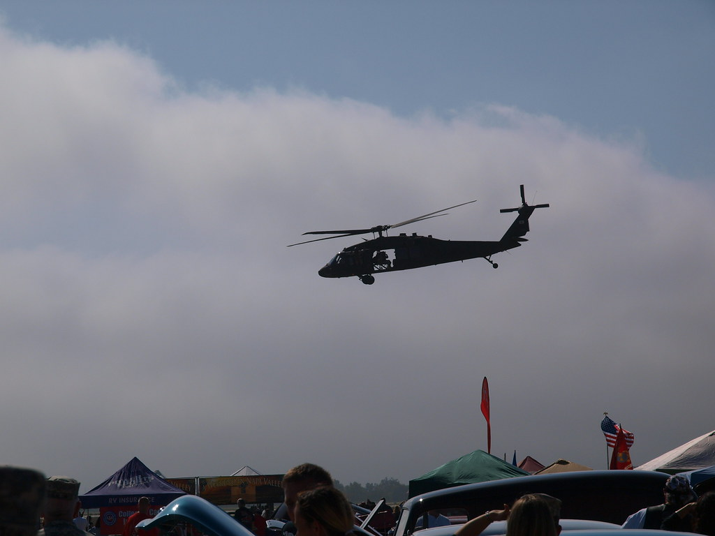 Wings, Wheels, Rotors and Expo 2011