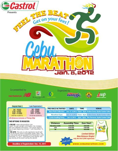 October 2011 Cebu Sports Blog