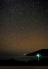 Oceanic Cosmos (Salman Jafri) Tags: stars highwayone bigsur nightsky galaxies cosmos santaluciamountains kirkcreekcampground Astrometrydotnet:status=solved Astrometrydotnet:version=14400 Astrometrydotnet:id=alpha20111195523626
