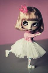 Retro Ballerina - 298/365 ADAD 2011