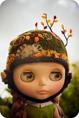 Fabulous Autumn hat
