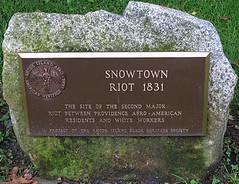snowtown riot