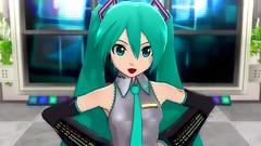 111027(3) - PS3《アイドルマスター2》和SEGA共同企劃推出的付費下載包『初音ミク DLC』! (3/4)