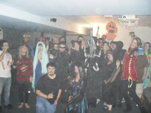 Berkshire halloween