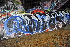 KRONOS (STILSAYN) Tags: california graffiti oakland bay area 2011