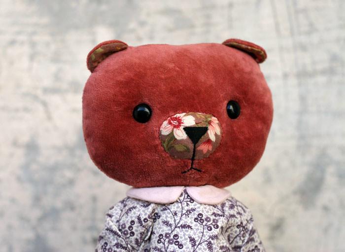 Bear portret