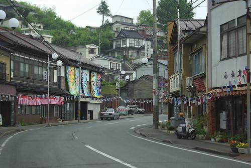 2007年8月4日:気仙沼