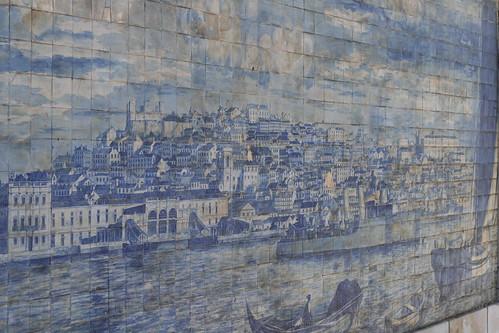 lisbon - in tiles