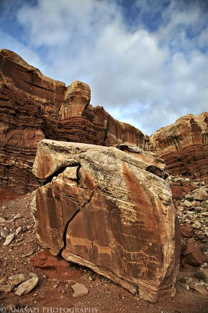 Bluff Horses Boulder