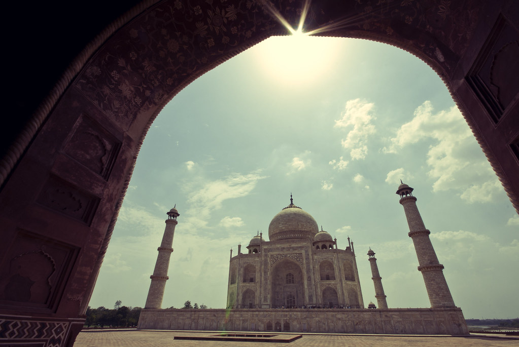 Taj Mahal | Seven Wonders | Agra | India