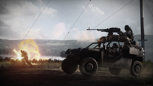 Battlefield 3 review pics