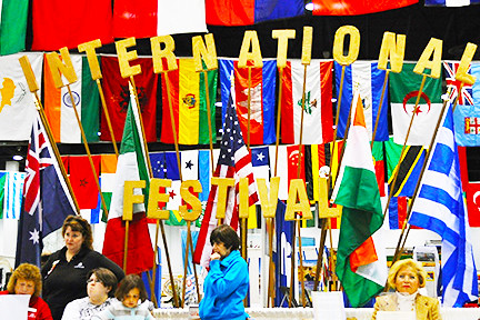 Columbus International Festival