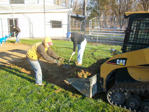 Schoharie Field Renovation 005