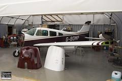 G-BOMP - 28-7790249 - Private - Piper PA-28-181 Cherokee Archer II - Panshanger - 110522 - Steven Gray - IMG_4128