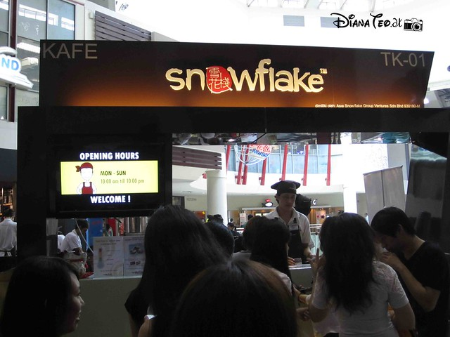Snowflake, Mid Valley 02