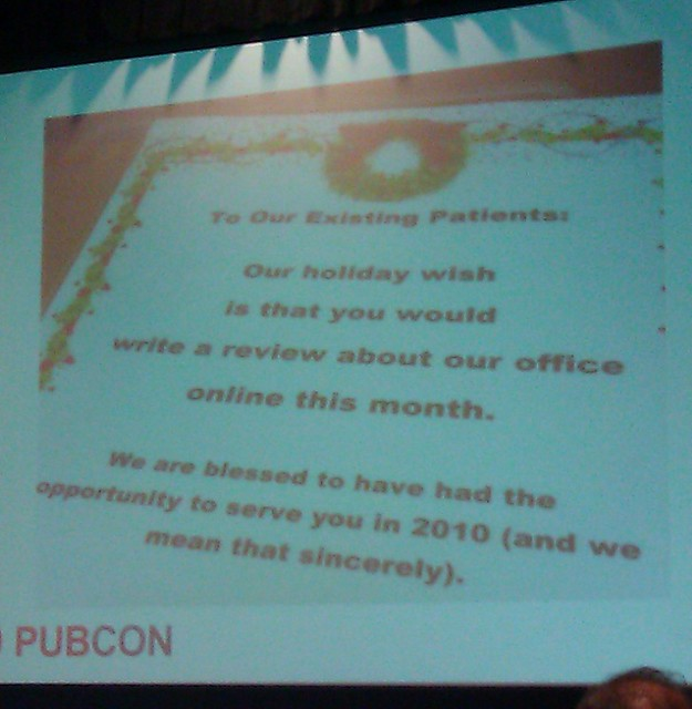 Local Search Rankings PubCon