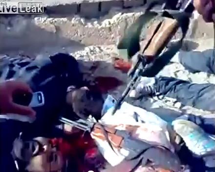 Wasabi Sandwich: Syrian Uprising 2011