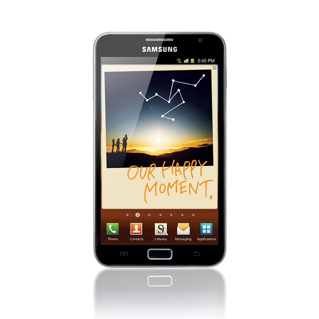 Samsung Galaxy Note & Galaxy Nexus Availability In Singapore