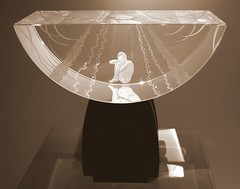 Equilibrium - Mark Raynes Roberts (Mark Raynes Roberts, Crystal Artist) Tags: molsonindy glassart susansarandon sunshinemillions architecturalglass mcmasteruniveristy glassengraving kornferry crystalsculpture crystalengraving architecturalglassdesign markraynesroberts crystalartist raynescrystalartdesign top40under40awards