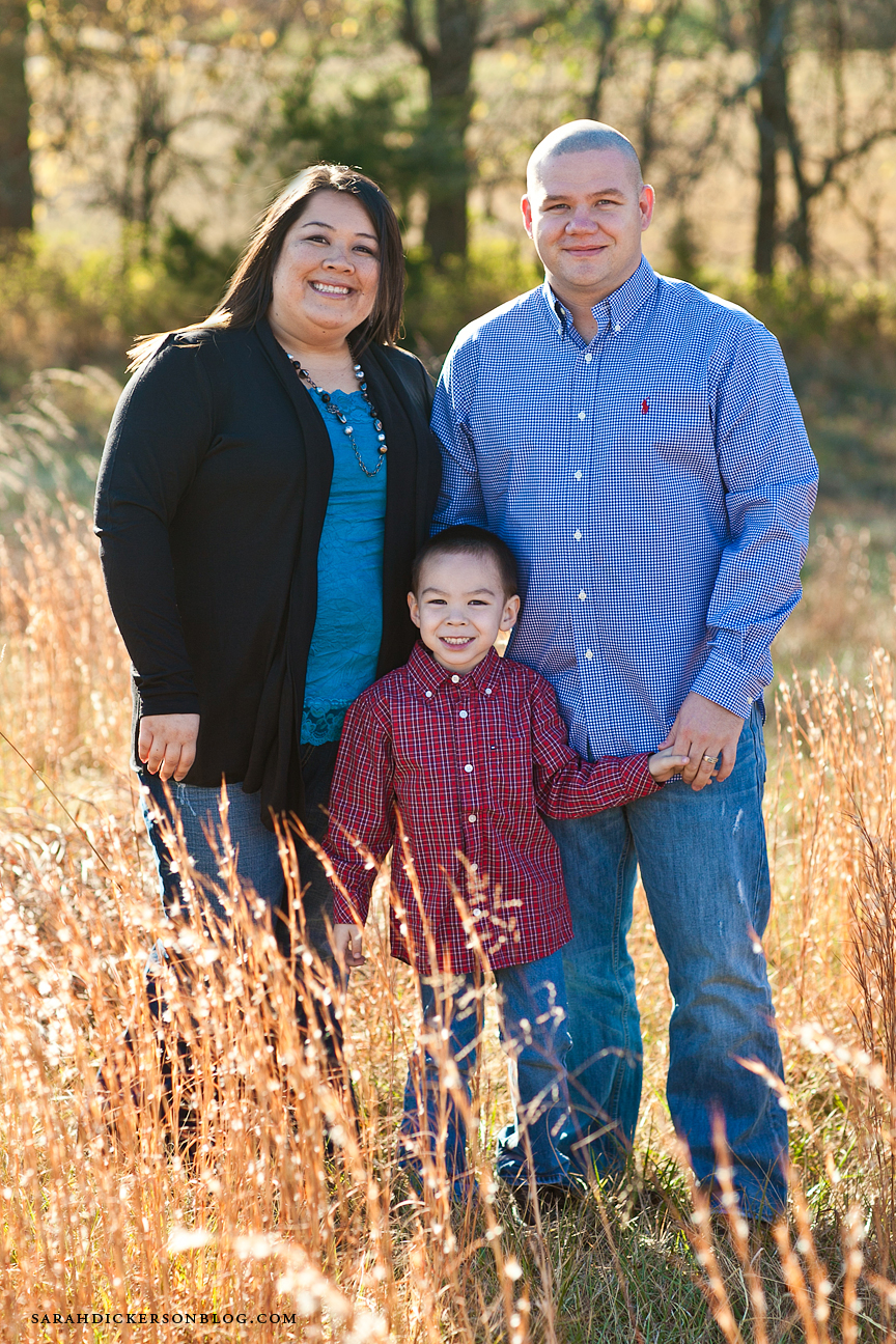Shawnee Mission Park family photography