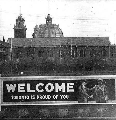 toronto-world-war-II
