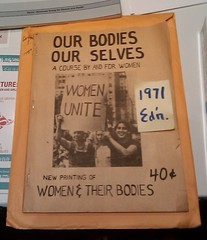 The 1971 edition of Our Bodies, Ourselves