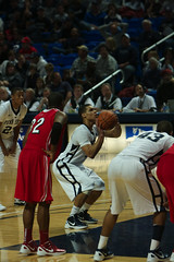 Matt Glover Attempts a Free Throw (acaben) Tags: basketball pennstate freethrow collegebasketball ncaabasketball mattglover psubasketball pennstatebasketball