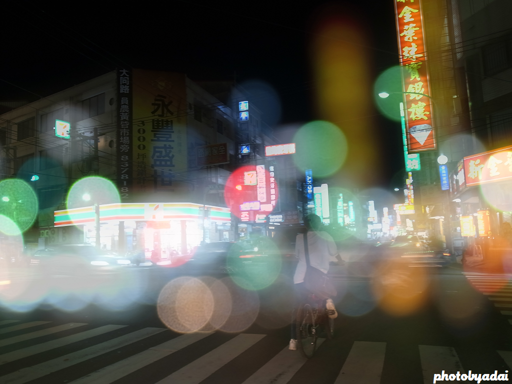 2011.11.13 員林鎮_GRD4_多重曝光攝影