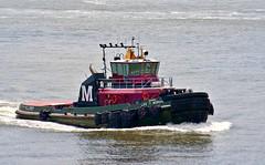 Tugboat (john.blake89) Tags: nyc newyorkcity newyork water boats nikon ships tugboat tugs d300