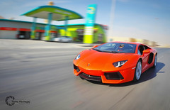 Lamborghini Aventadoor LP700 [Explored] (Tareq Abuhajjaj | Photography & Design) Tags: light red sky orange moon white black cars car sport yellow night race speed dark photography lights design photo big high nice nikon flickr italia power top wheels fast gear turbo saudi arabia manual carbon rims lamborghini riyadh  2010 ksa 070 tareq        d700       tareqdesigncom tareqmoon tareqdesign  abuhajjaj  lp700 aventadoor