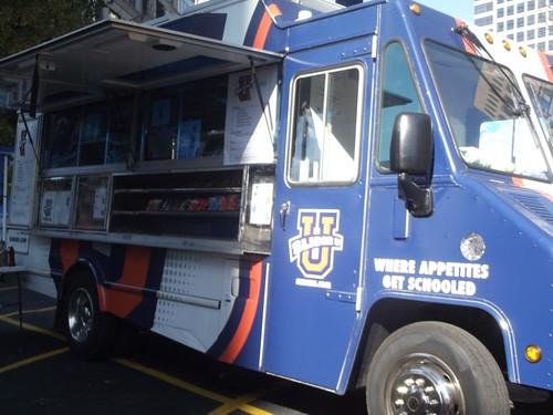 slider u food truck